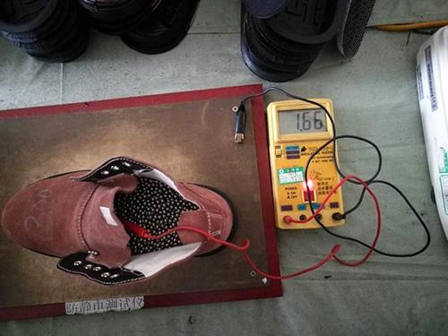纺织抗静电剂测试