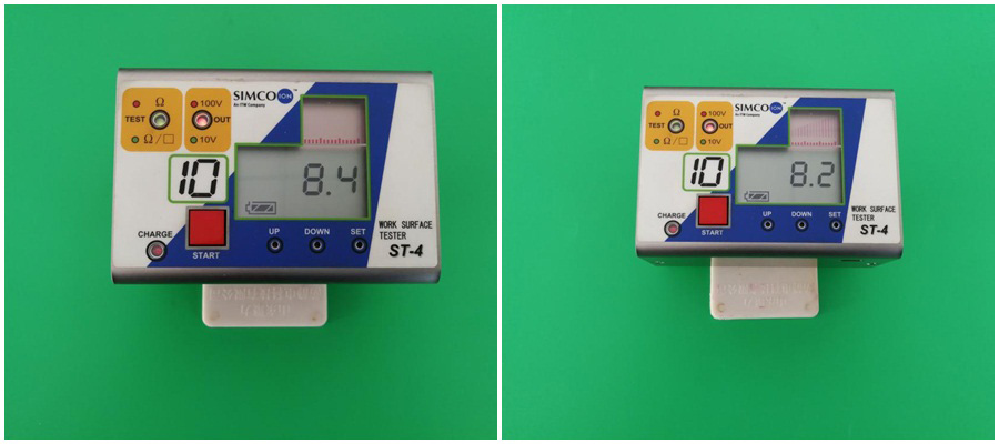 PS ABS抗静电剂测试