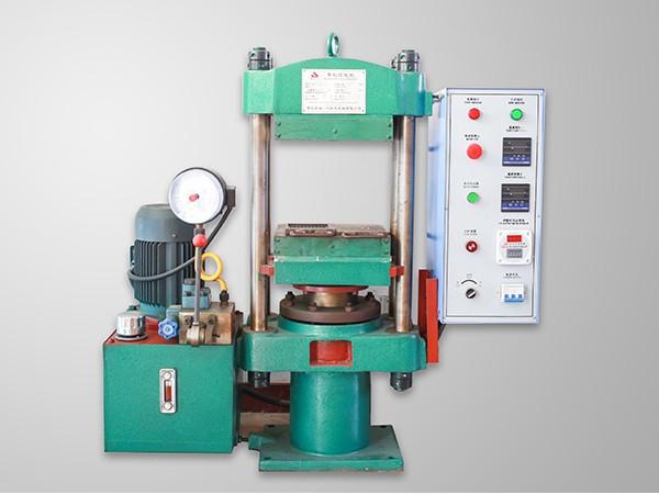 平板硫化试验机