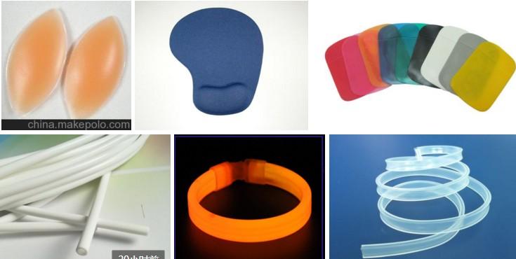 防静电硅胶产品